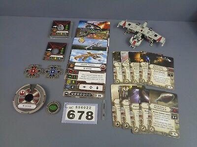 Wargaming Star Wars X Wing Clearance K Wing Lot 678