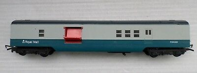 Triang R119 Blue/white Royal-Mail Coach;  M30224.  Vgc.  Unboxed