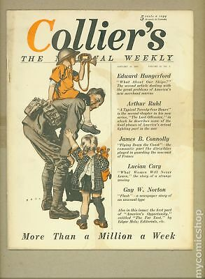 Collier's (1888) #Year 1919, Month 1/18 GD 2.0