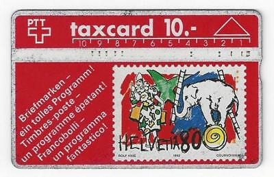 Taxcard Telecom Suisse