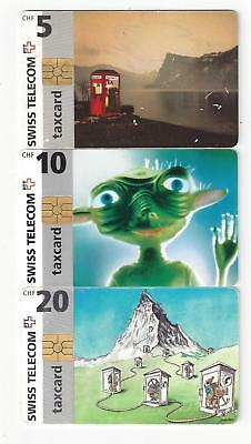 Lot 3 Taxcard Telecom Suisse