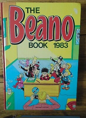 The Beano Book 1983  - Annual - unclipped