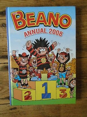 The Beano Book 2008  - Annual - unclipped