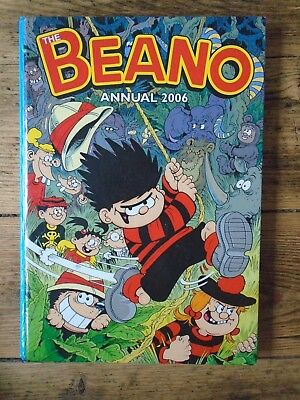 The Beano Book 2006  - Annual - unclipped