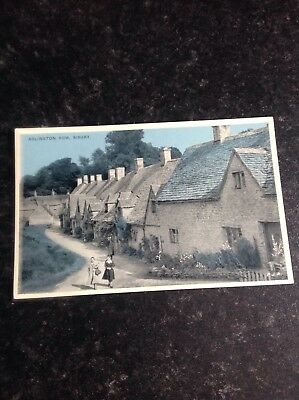 Picture Postcard;Arlington Row, Bibury