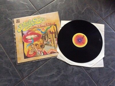 Steely Dan - Can't Buy A Thrill Lp- 1972- V.g Cndtn