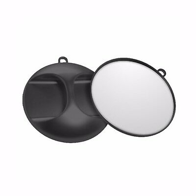 Hairdressing Mirror Round Mirror for Hair Salon Round Mirror with Fitted Handle