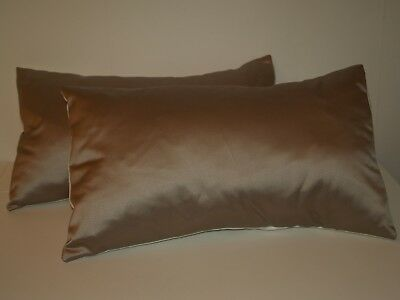 Laura Ashley Paramount Marble Pair Bolster Style Cushion Covers