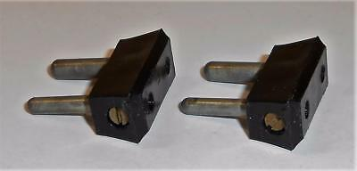 Vintage Genuine Leak Speaker Plugs - For Stereo 30, Stereo 30 Plus & Stereo 70