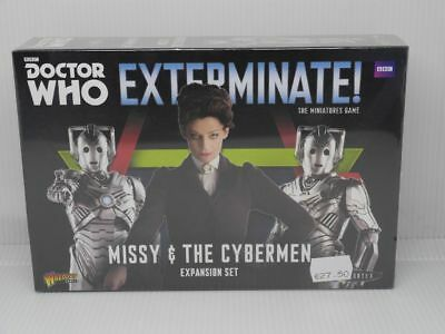 Doctor Who: Exterminate! - Missy & The Cybermen Expansion - EN - OVP