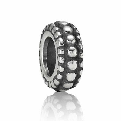 Authentic Pandora Silver Tires Spacer Brand New #790244 Retired Free Shipping