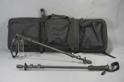 The Foreigner Sean Morrison Screen Used Long Bag & Walking Stick Set