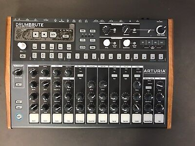Arturia DrumBrute Analog DRUM SYNTHESIZER MACHINE