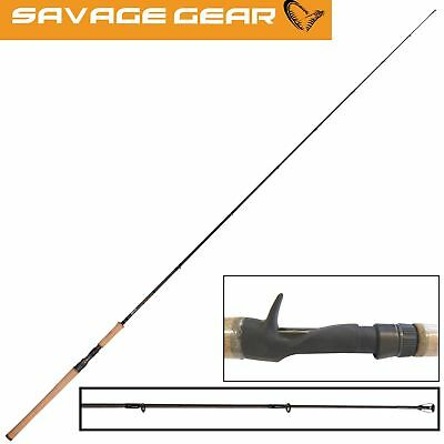 Savage Gear Woody Light 198cm 100g - Jerkbaitrute, Spinnrute fürs Hechtangeln