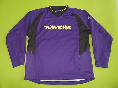 Jersey BALTIMORE RAVENS (L) REEBOK PERFECT !!! Only ONE !!! NFL Jacket