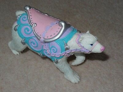 Fantasy Figure Polar Bear - Early Learning Centre ELC - Excellent used