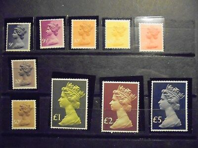 Great Brittain stamp mix, unused MNH