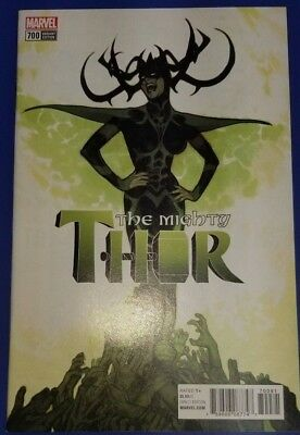 The Mighty Thor #700 1:100 Adam Hughes Variant Comic Book Marvel NM