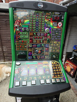 Paddy's Payday Fruit Machine, £100 Jackpot, Accepts New £1 Coin, Blueprint