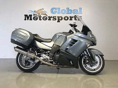Kawasaki Concours™  2008 Kawasaki Concours 14 Used EXCELLENT CONDITION LOW MILES FINANCING AVAILABLE