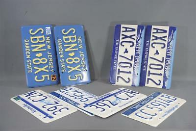Sleepy Hollow Screen Used License Plate Assortment Multiple Episodes