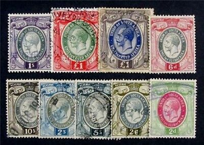 nystamps British South Africa Stamp Used Paid: $60