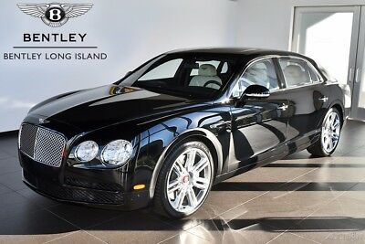 2017 Bentley Flying Spur V8 Offered for Sale by Long Island's Only Factory Authorized Bentley Dealer