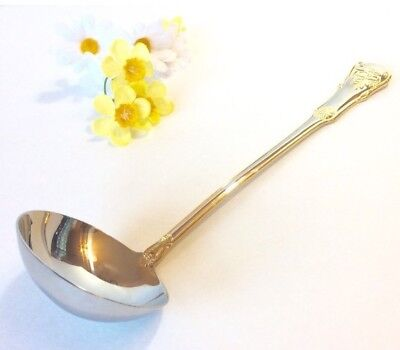 Royal Albert Old Country Roses SOUP BUFFET LADLE ~ Brand New w/Box.