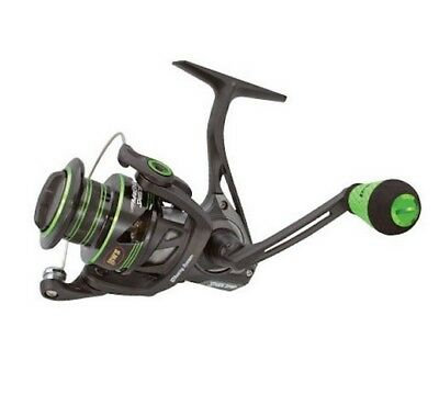 Lews MH2-300 Mach II Metal Spinning Reel 10BB 6.2 Spin 9.1oz