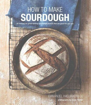 How To Make Sourdough 45 Recipes for Great-Tasting Sourdough Br... 9781849757041