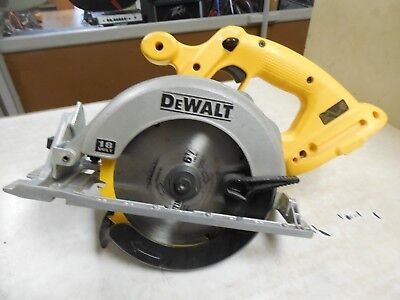 "Dewalt 18V XRP 6-1/2"" Cordless Circular Saw DC390 (Saw only, no battery)"