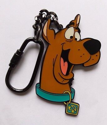 Uk Scooby Doo Exclusive Metal Key Chain Keyring #4 Free S/h