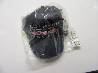 Red Bull Racing / Pepe Jeans / Infiniti - One Size Fits All Sports Cap - NEW