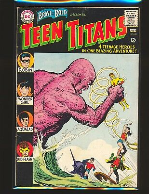 Brave & The Bold # 60 - 2nd Teen Titans 1st Donna Troy Wonder Girl VG/Fine Cond.