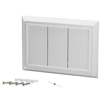 WIRED DOOR Chime Receiver, White - $7.95 | PicClick