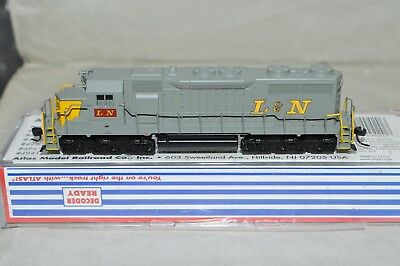N scale Atlas Louisville & Nashville RR EMD SD35 locomotive train DCC READY