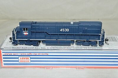 N scale Atlas Missouri Pacific RR GE U23B locomotive train DCC READY