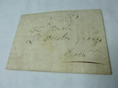 1757 Cover Letter To Id See Description   Rs