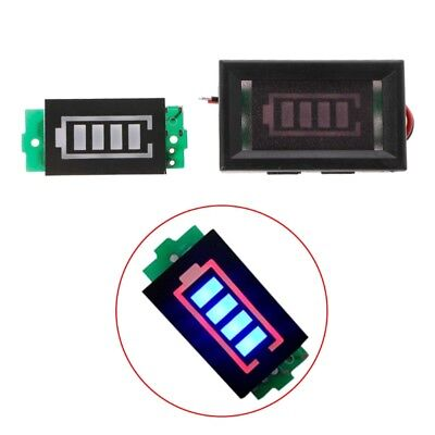 12.6V Display Lithium Battery Capacity Indicator Module Electric Vehicle Tester