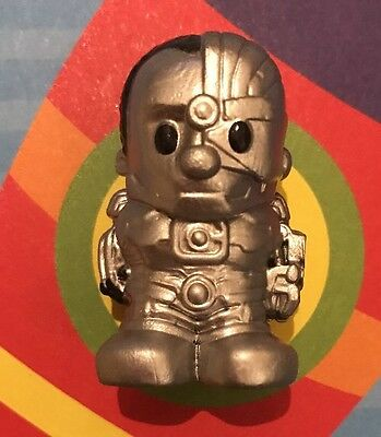 Marvel Series One Ooshies - Titanium Cyborg