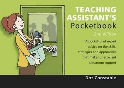 Teaching Assistant's Pocketbook by Dot Constable 9781906610586 (Paperback, 2013)