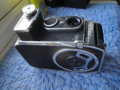 Bolex B8Sl Movie Camera Body Only Clean But Noisy