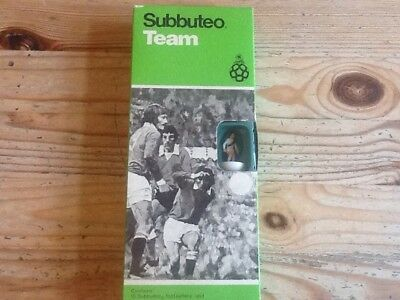Subbuteo L/W Crystal Palace Team Boxed