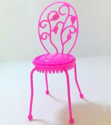 "12CM 5"" Doll Princess Home Chair For Doll House Furniture Kid Play House Toy ☆"