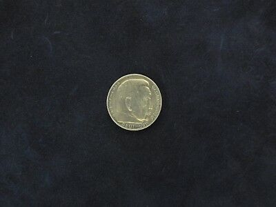 Silver Germany, 5 Reichsmark Coin, 1936.