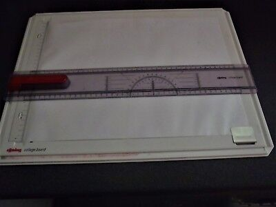 Rotring Drawing Board And Case