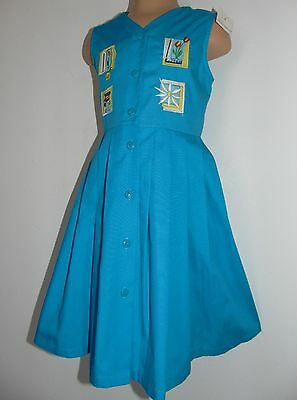 NWT Laura Ashley vintage summer 97, embroidered applique cotton dress, 3 years