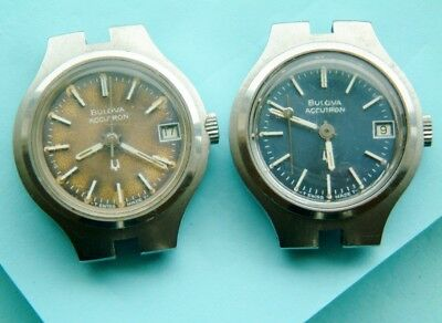 Bulova Accutron humming  2302 tuning fork Wristwatches parts spares not working