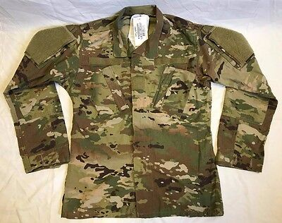 Scorpion Ocp W2 Flame Resistant, Army Combat Uniform Coat, Small Long, Nwt