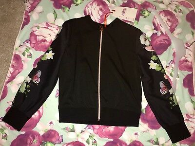 Stunning TED BAKER 💝 Black Jacket Size 6 Years BNWT 💝